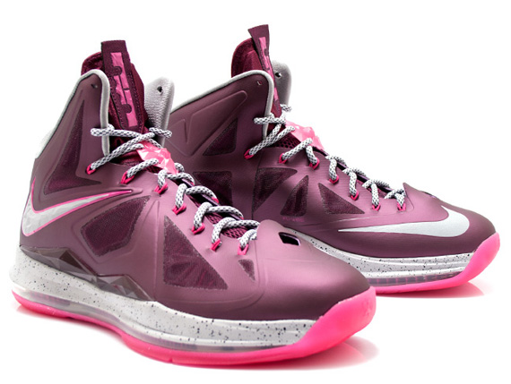 "purchase cheap 1dd05 18842 Nike LeBron X+ ""Crown Jewel"" – Special Packaging   Fresh Out Da Box"